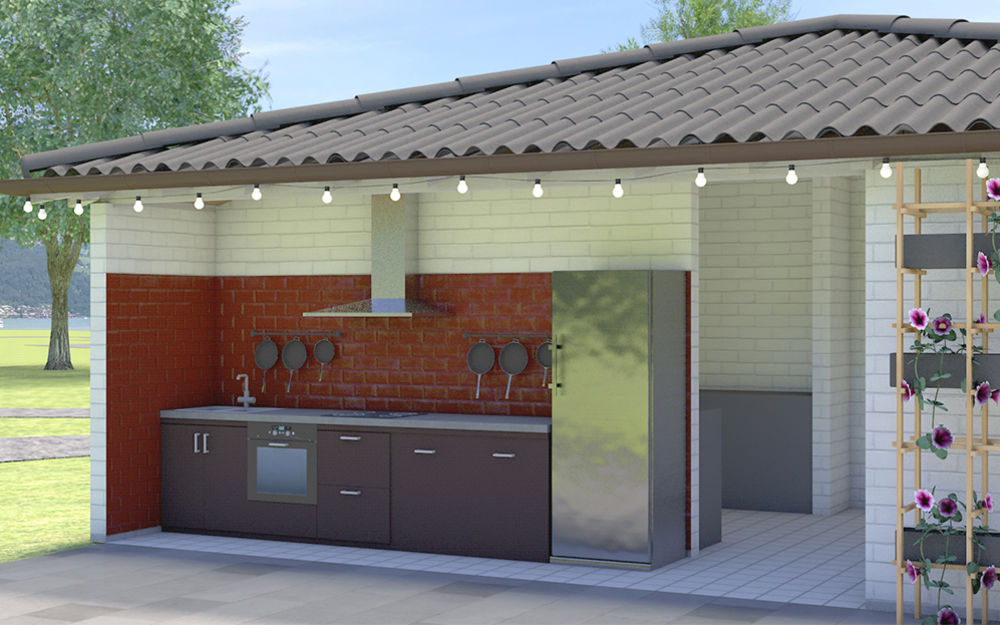 Camping Outdoor Kitchen
