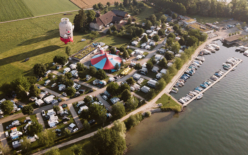 TCS Camping Solothurn
