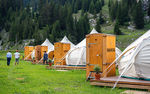 TCS Pop-up Glamping Village - Laax