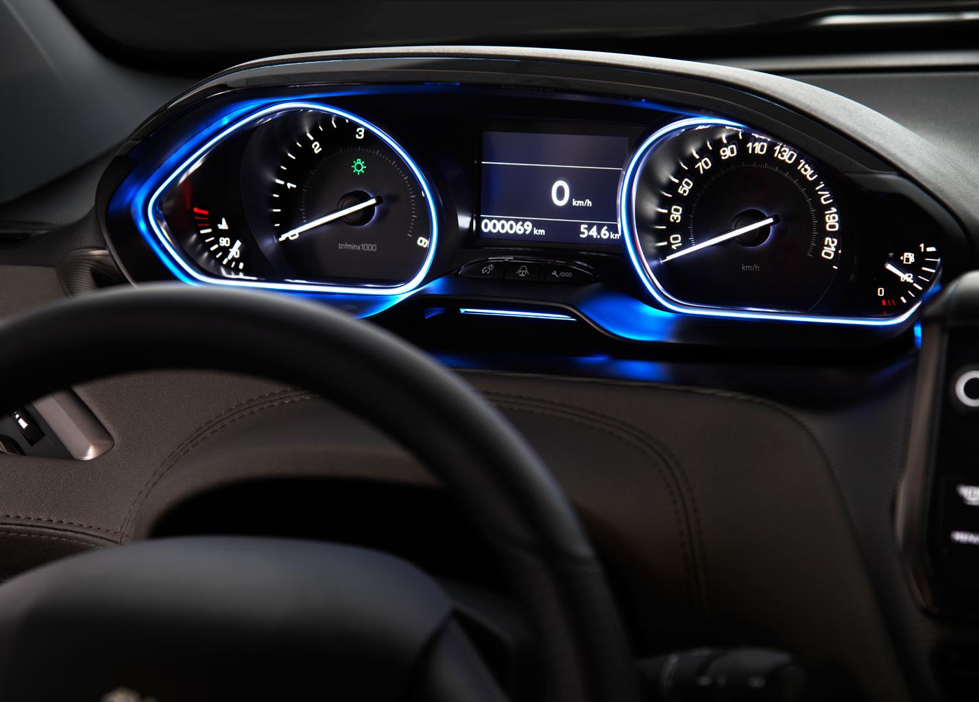 Peugeot 2008 1.6 HDI - TCS Schweiz