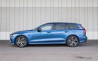 Test de voiture : Volvo V60 T8 AWD R-Design