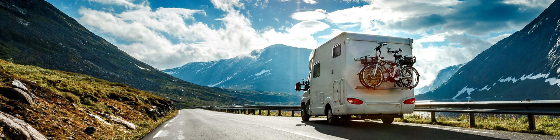 Wohnmobil-Versicherung - TCS Schweiz