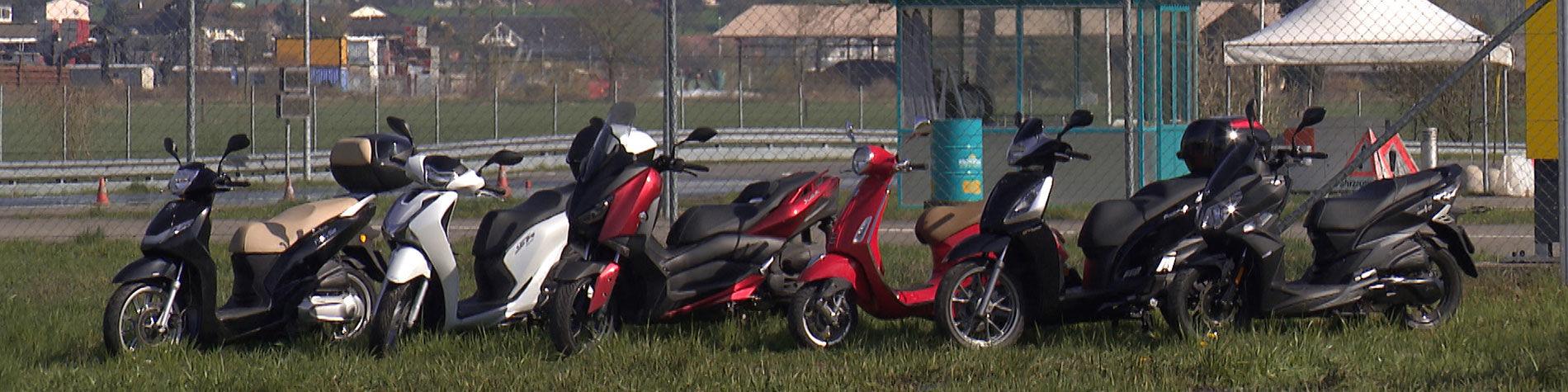 Test Scooter 125 Ccm 2018 Tcs Suisse