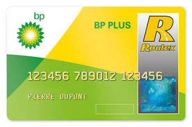 Carte carburant BP