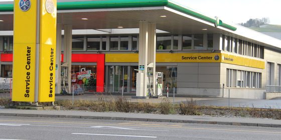 Service Center St. Gallen Winkeln
