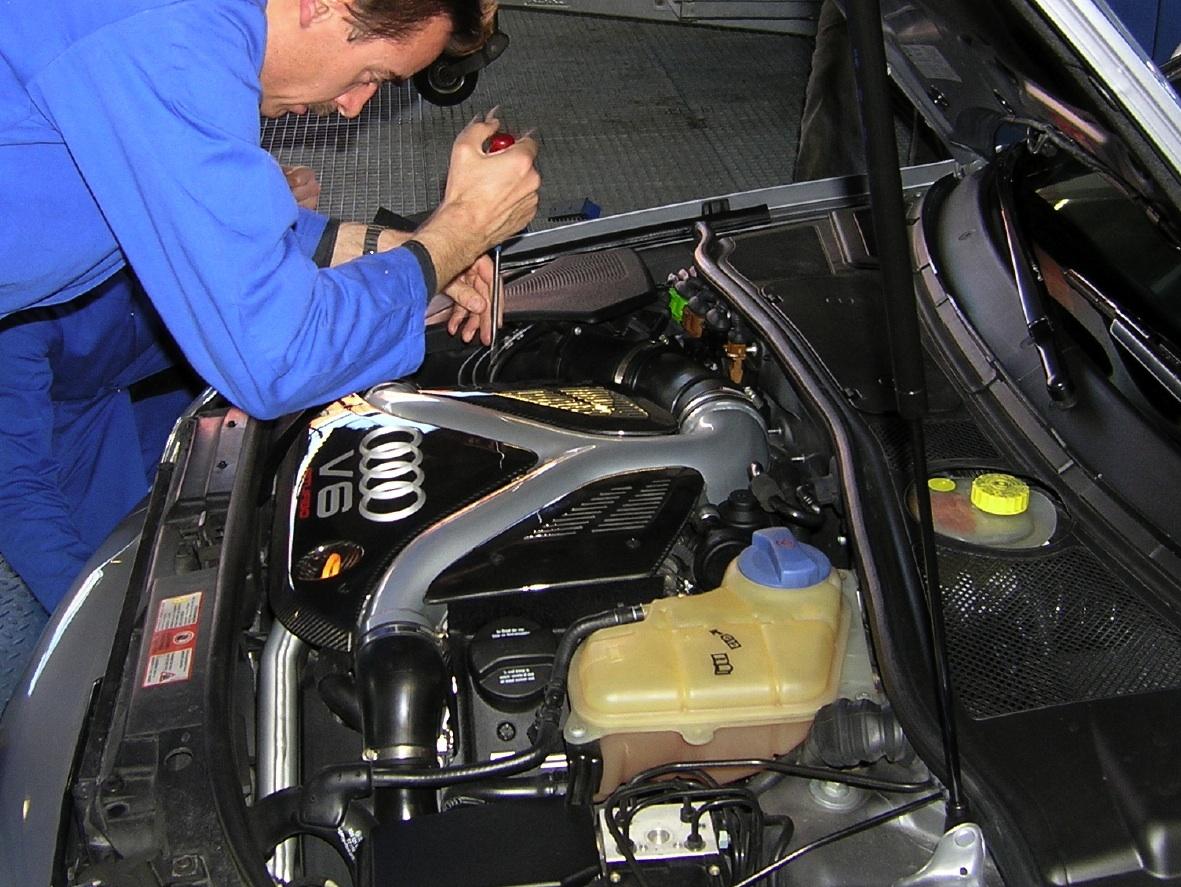 Auto-Technik - TCS Schweiz
