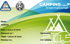 CCI - Camping Card International
