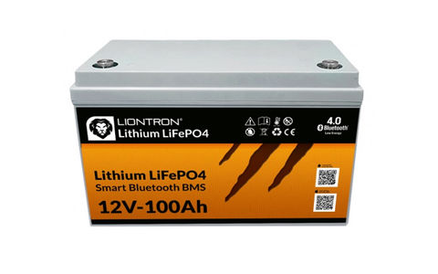 Alternative n° 1 – batterie LiFePO4 de Liontron