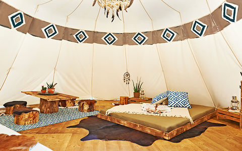 Glamping by TCS Camping