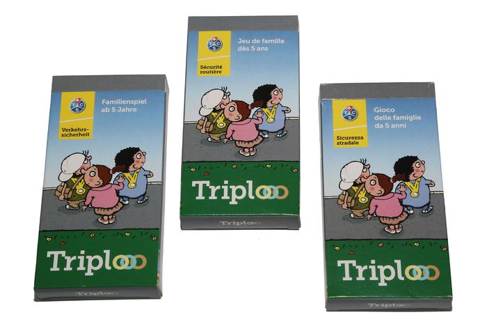 Triplo - jeu de cartes (5-9 ans)
