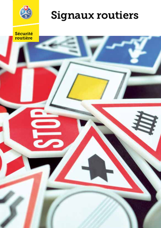 Signaux routiers - Brochure A5