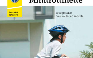 Mini-trottinette - Brochure A5