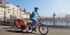 Radweg: Dreiräder und Velos mit Anhänger sind erlaubt
