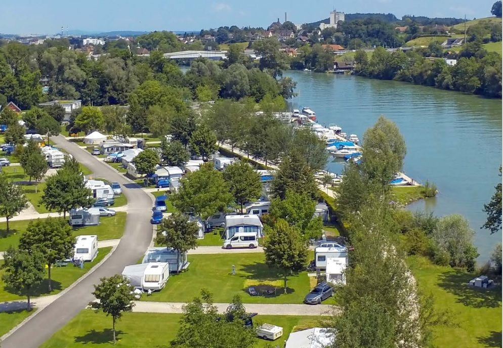 Camping Solothurn