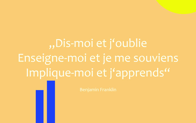 citation enfant apprentissage benjamin franklin
